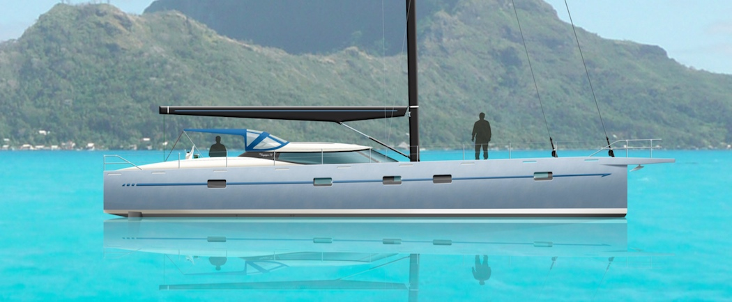 Voyager 72 Yacht by Dibley Marine